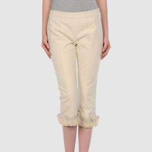Issey Miyake 3/4 Pant Size 2 NWOT